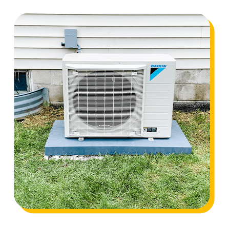 Ductless AC Unit Installation Services in Ohio - World Class Services